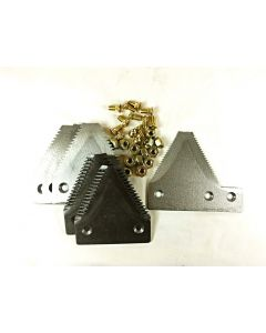 NH-Late big tooth serration section O/L kit