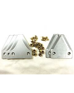 NH-Early big tooth serration plated section O/L kit