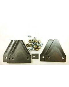 Hesston fine serration section O/L kit