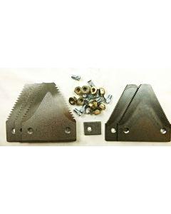 Hesston large serration section O/L kit