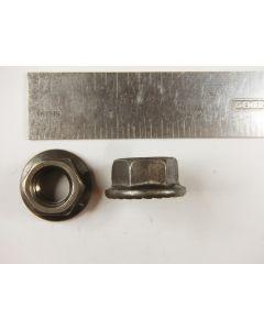 JD 600 series M10 x 1.5mm flange nut