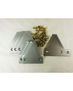 NH-Late fine serration plated section O/L kit