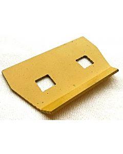 2-bolt clip, Rake Wheel,  John Deere, Vicon, Vermeer, Tonutti Replaces 90092672, 18030416, E95754, S10BZ001