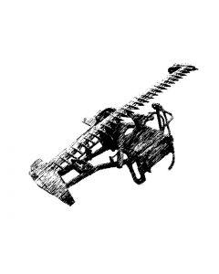 C-IH Balanced Head Mower: 120, 1100, 1300