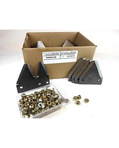 Ford 501 Pitman parts, sickles and kits: 14-94, 95, 96, 97, 175, 176, 257, 259, 259, 260