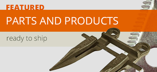 Featured Products Page